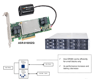 Series 8 Accelerates the Data Center with  Auto Volume Mode