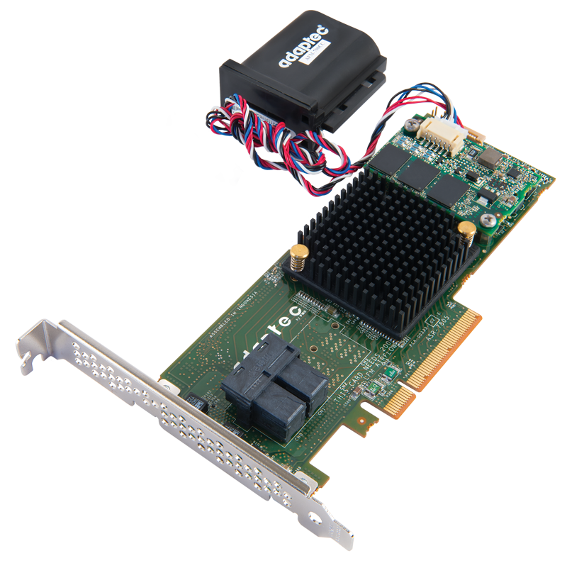 Small Image of Adaptec RAID 7805Q with maxCache 3.0