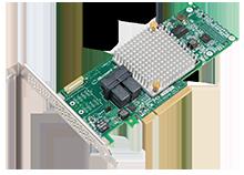 RAID Adapters | Microsemi adaptec Series 8805E SAS/SATA RAID Adapter