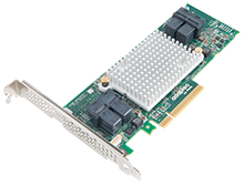 Small Image of Microsemi Adaptec HBA 1000-16i