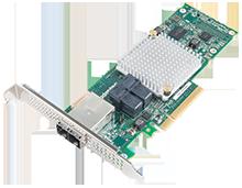 Driver UPDATE: Microsemi Adaptec HBA 1000-8i8e RAID Controller