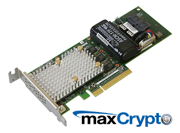 Microsemi Adaptec SmartRAID 3162 SAS/SATA Adapter